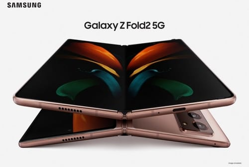 Samsung announces the price and date of the Galaxy Z Fold 2