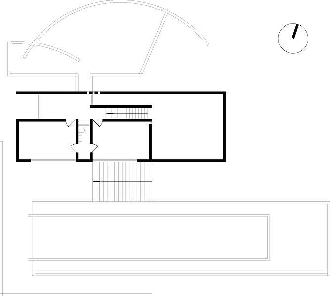Dibujo Computarizado Casa Koshino