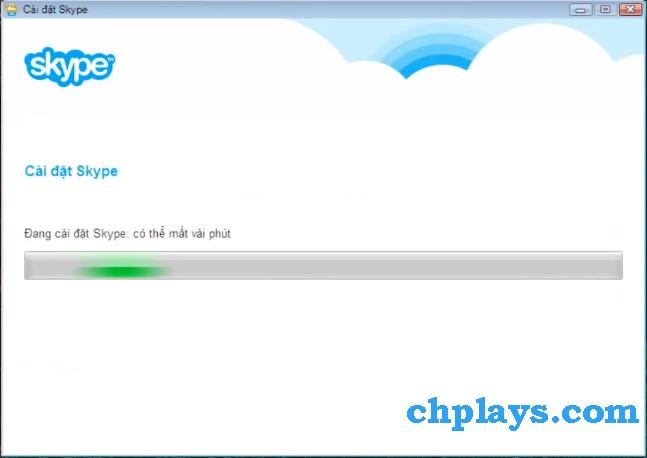 Hướng dẫn Cài đặt Skype trên máy tính d
