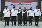Lantik Pokdarkamtibmas Bhayangkara Polda Maluku Utara Resmi Punya Mitra Kerja Strategis