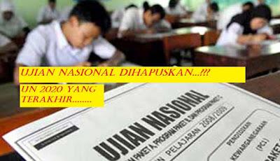 Hapus Ujian Nasional