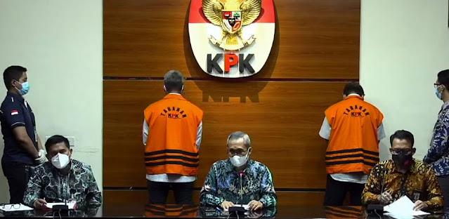 Bupati Bintan Apri Sujadi Resmi Ditahan KPK Atas Kasus Dugaan Korupsi Pengaturan Barang Kena