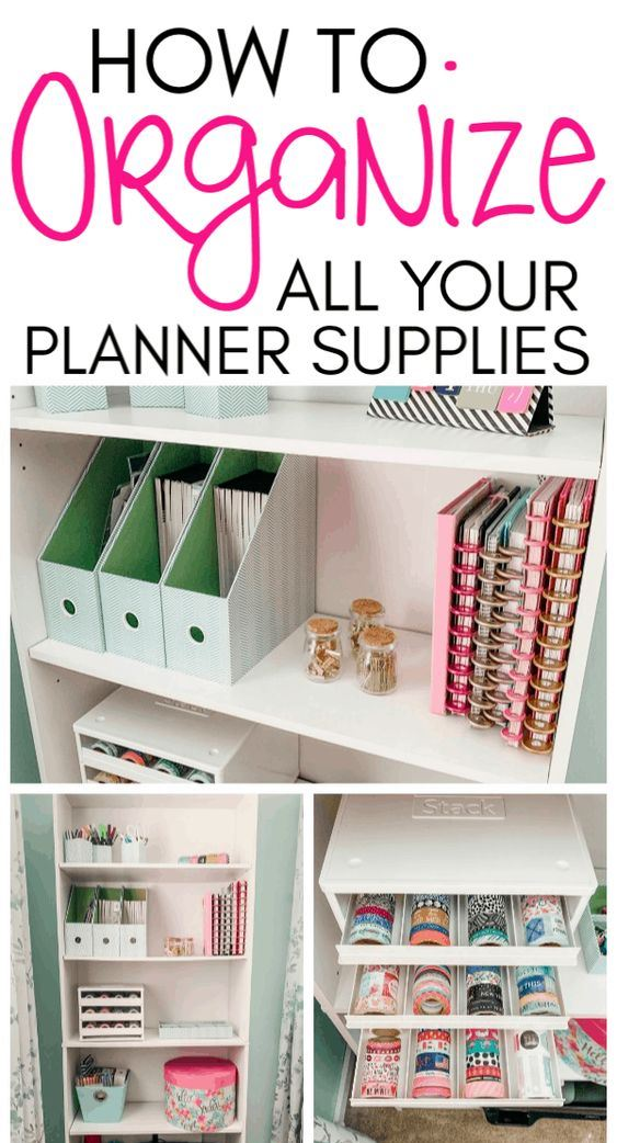 10 of the Most Popular Organizing Tricks