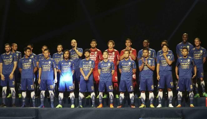 Persib Launching Tim Sebelum Liga 1 2018 Bergulir