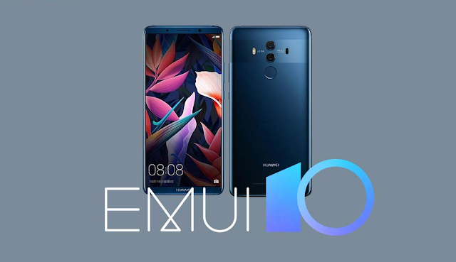 Los Huawei P20, P20 Pro y Mate 10 Pro se actualizan a EMUI 10