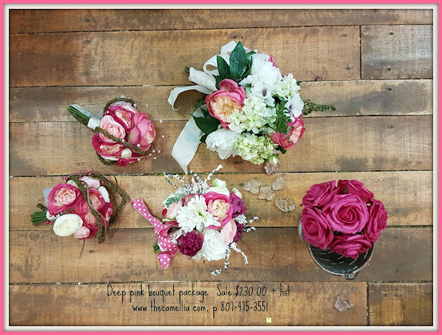 wedding flowers on sale The Camellia.com