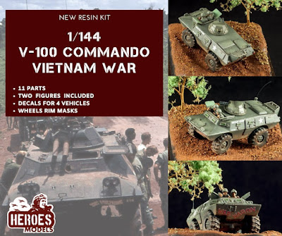 V100 Commando Armored Car
