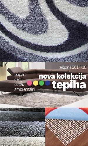 Nova kolekcija tepiha