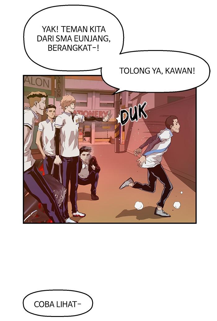 Webtoon Weak Hero Bahasa Indonesia Chapter 20