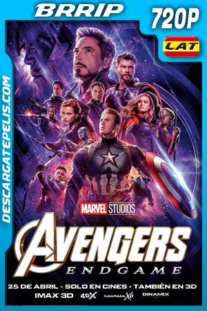 Avengers Endgame (2019) 720p BRrip Latino – Ingles