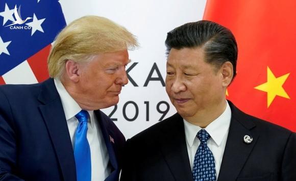 Ông Trump đề cập khả năng 'cắt đứt toàn bộ quan hệ' với Trung Quốc