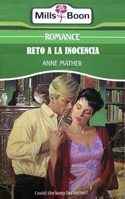 Anne Mather - Reto A La Inocencia