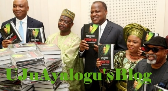 Nigerians React As Dino Melaye Launches Book On Corruption, Invites Patience Jonathan, Others