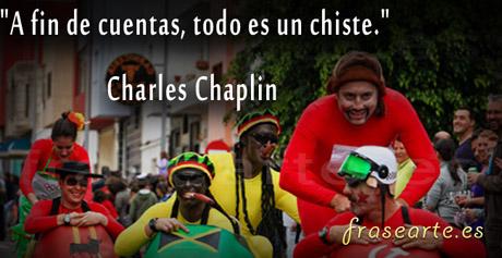 Frases de humor, Charles Chaplin