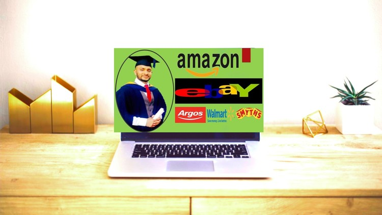 eBay Drop Shipping Guide with no investment. Work From Home - Udemy Course