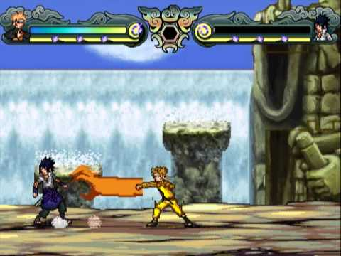 Naruto Mugen Games For Android | Games World