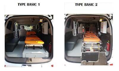 Mobil Ambulance Wuling Confero | Harga Dealer Resmi Wuling