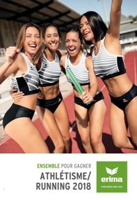 Catalogue Erima Athlétisme 2018