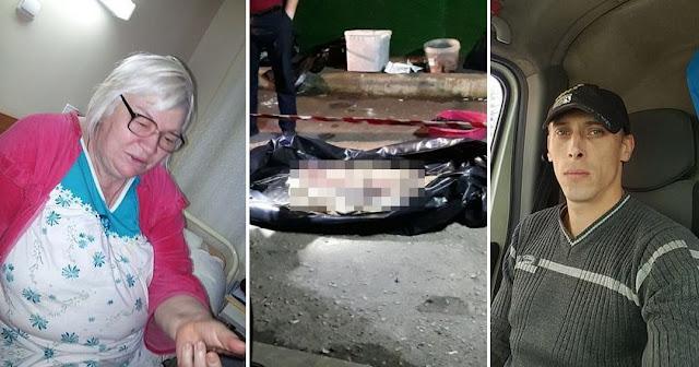 В РФ пенсионерка избежала наказания за убийство и расчленение своего сына! Мужчина муил свою мать годами!