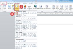 Cara Membuat Kartu Nama Dengan Microsoft Word