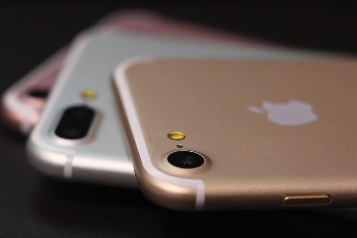 Qual é a diferença entre o iPhone 7 Plus e iPhone 6 Plus?