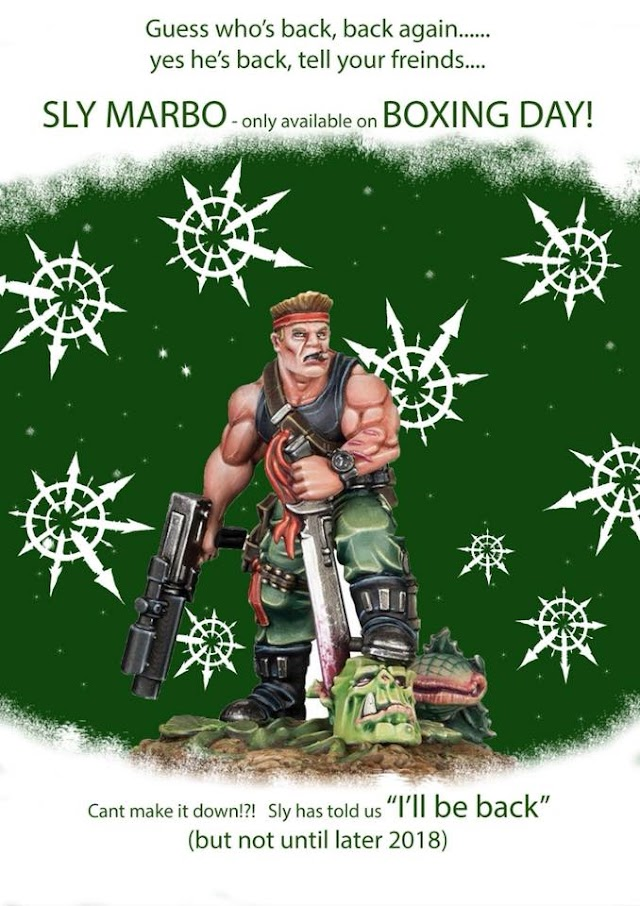 Sly Marbo Only Available for One Day?