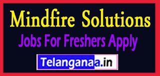 Mindfire Solutions Recruitment 2017 Jobs For Freshers Apply