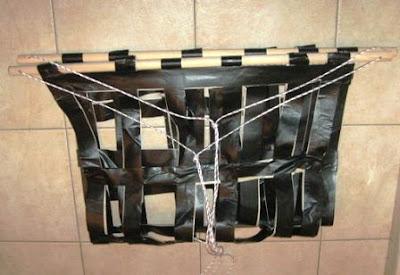 cara bikin hammock dari isolasi duct tape