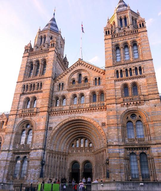 London - Naturhistoriska museet