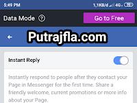 Tutorial cara membalas pesan secara otomatis di fanspage facebook terbaru