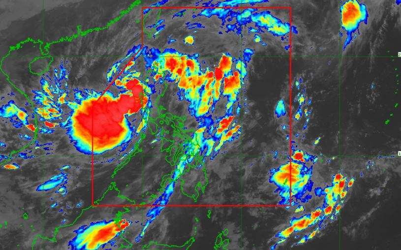 'Bagyong Pepito' PAGASA weather update October 21, 2020