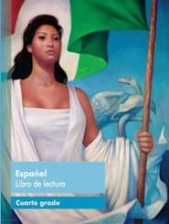 Español libro de lectura Cuarto grado 2018-2019