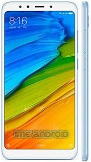 Spek hp Xiaomi redmi 5
