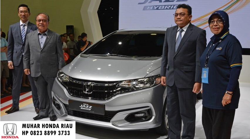 Info Harga Honda Jazz Hybrid 2017 Pekanbaru Riau