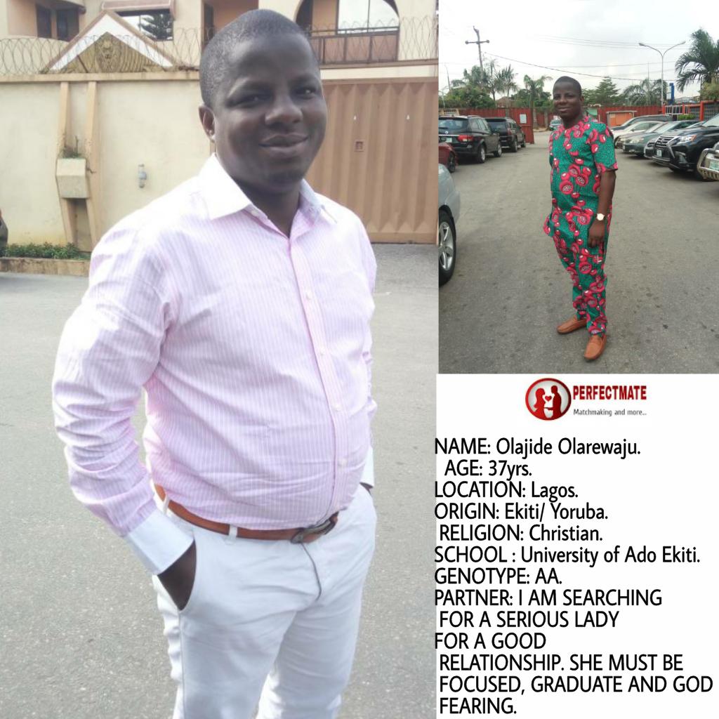 Matchmaking Lagos
