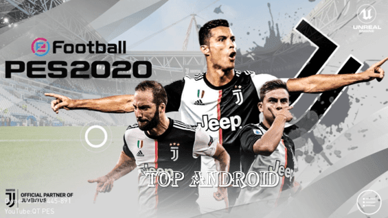 eFootball PES 2020 Android Patch Download