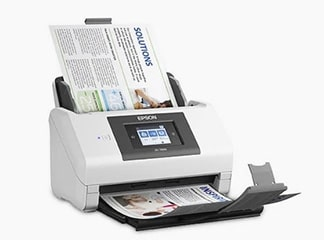 Epson DS-780N Driver