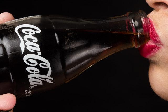 merchandising coca cola
