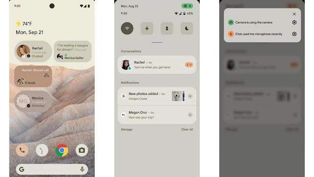 بعض ميزات Android 12 التي ستجعل الهواتف المحمولة أكثر ذكاءً