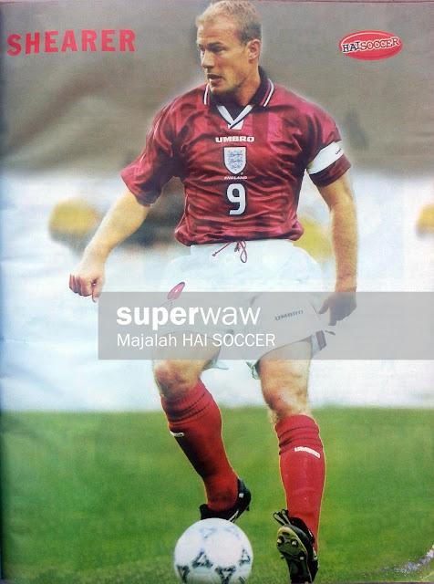 Alan Shearer England