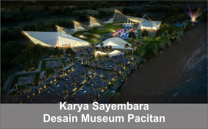 desain museum pacitan