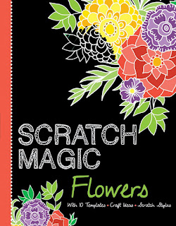 Scratch Magic: Flowers