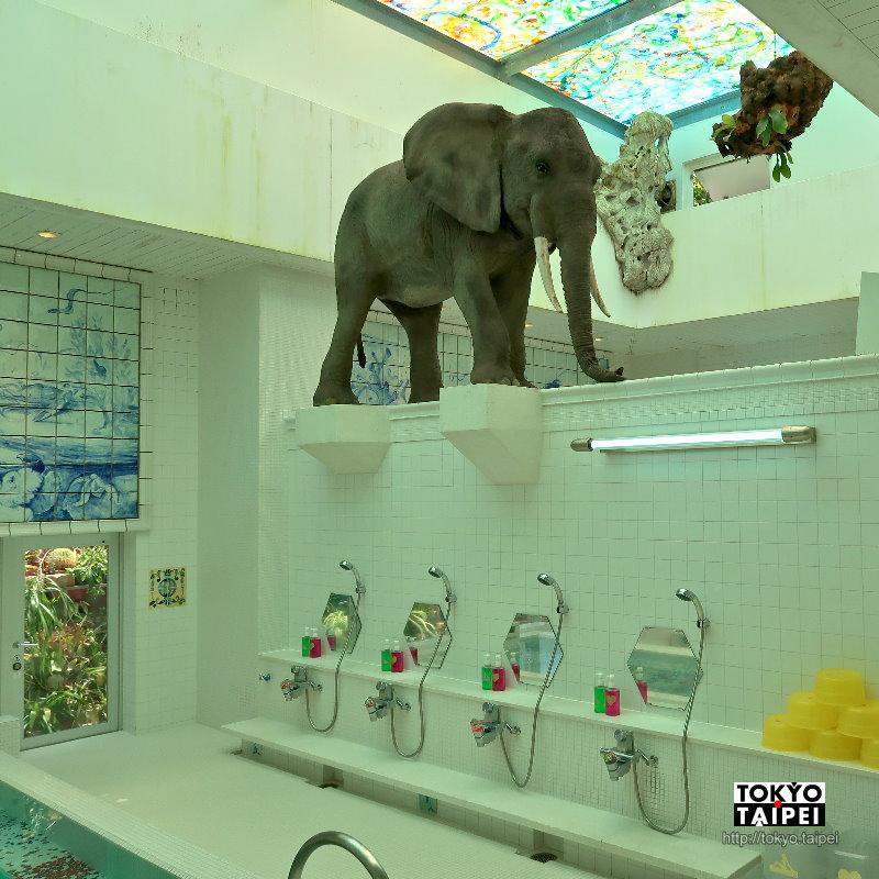【直島錢湯I♥湯】是澡堂也是美術館 赤身裸體浸淫在藝術裡