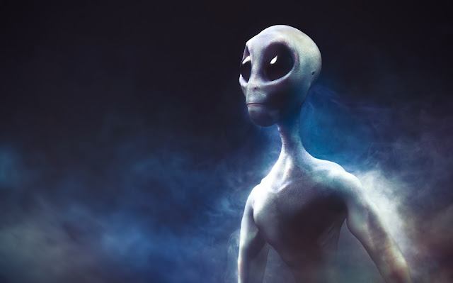 Aerospace Industry CEO - and NASA Partner - Claims That There Are Aliens Living Among Us Alien-life