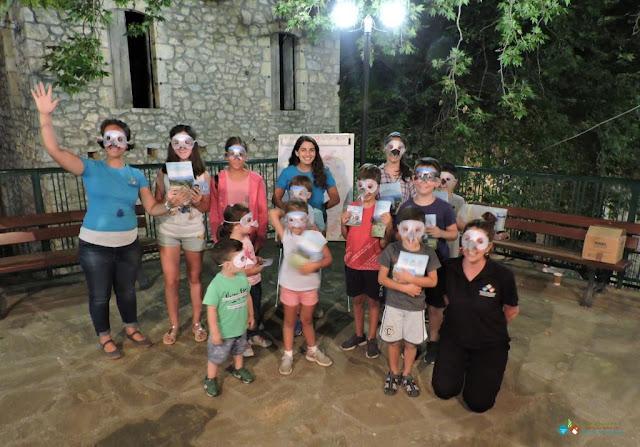 Εκδήλωση για τη μετανάστευση των πουλιών στα Τσίντζινα Λακωνίας
