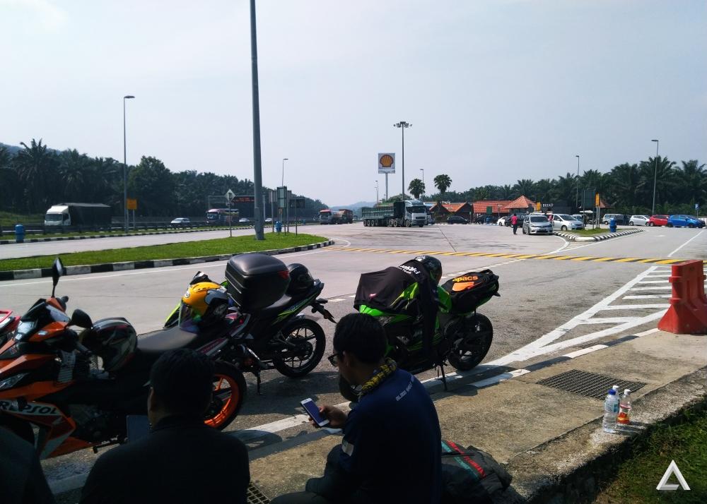 Ride Santai ke Nasi Bamboo Sungai Klah, Sungkai Perak