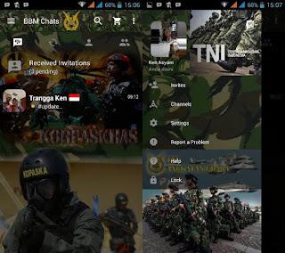 BBM Mod Kopaska v2.13.1.14 Terbaru Juli 2016