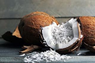 pengolahan buah kelapa menjadi santan