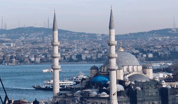 أشهر المعالم السياحية في اسطنبول