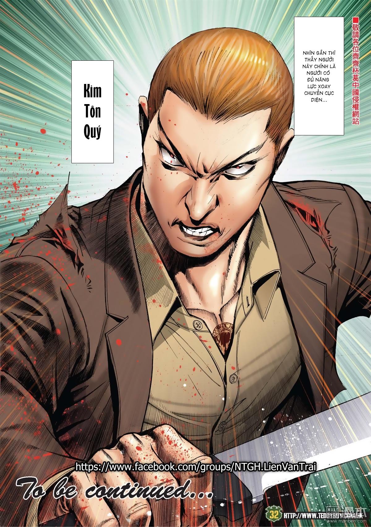 Người Trong Giang Hồ RAW Chương 2031 - NhoTruyen.Net